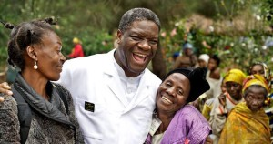 Denis Mukwege in College Tour