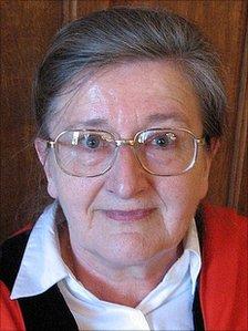 Dr. Margaret Barker
