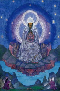 'Mother of the World' - Nicholas Roerich
