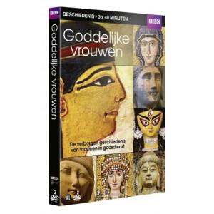 DVD Divine Women – Goddelijke Vrouwen  -BBC