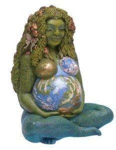 Moeder Aarde spiritualiteit