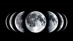 Donker en licht – de maancyclus