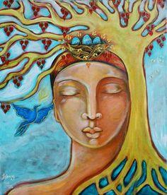 Sophia en de boom van leven