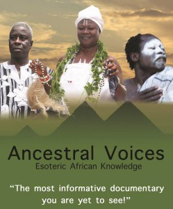 Ancestral Voices; een documentaire over Afrikaanse esoterische kennis