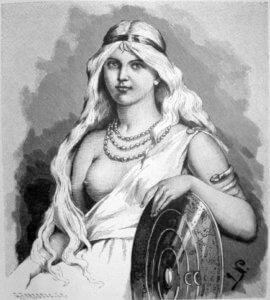Godin Freyja