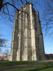 De Dikke Toren van Zierikzee