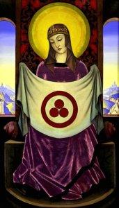 27 oktober 2018 Themadag 'Herontdek de verborgen vrouwelijke kantvan de drie wereldreligies:jodendom, christendom en islam'